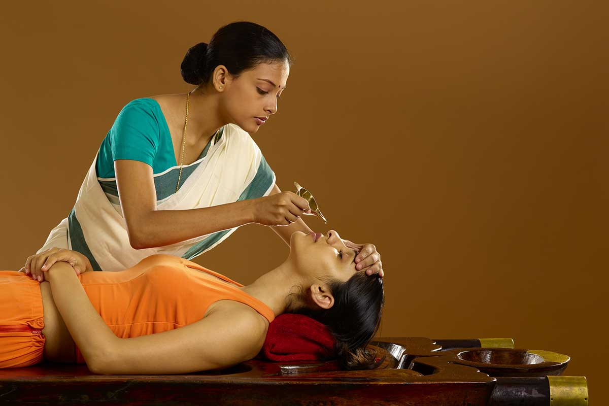 ayurvedic insomnia treatment