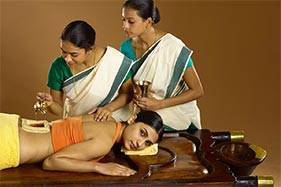 kerala ayurvedic rejuvenation package